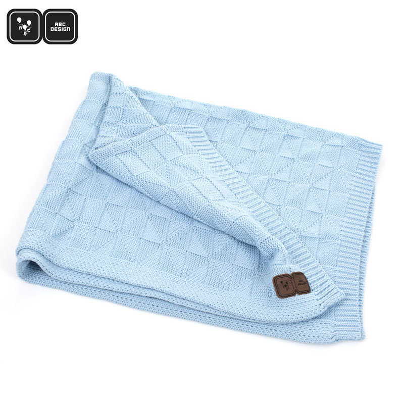 Одеяло за количка ABC Design Ice