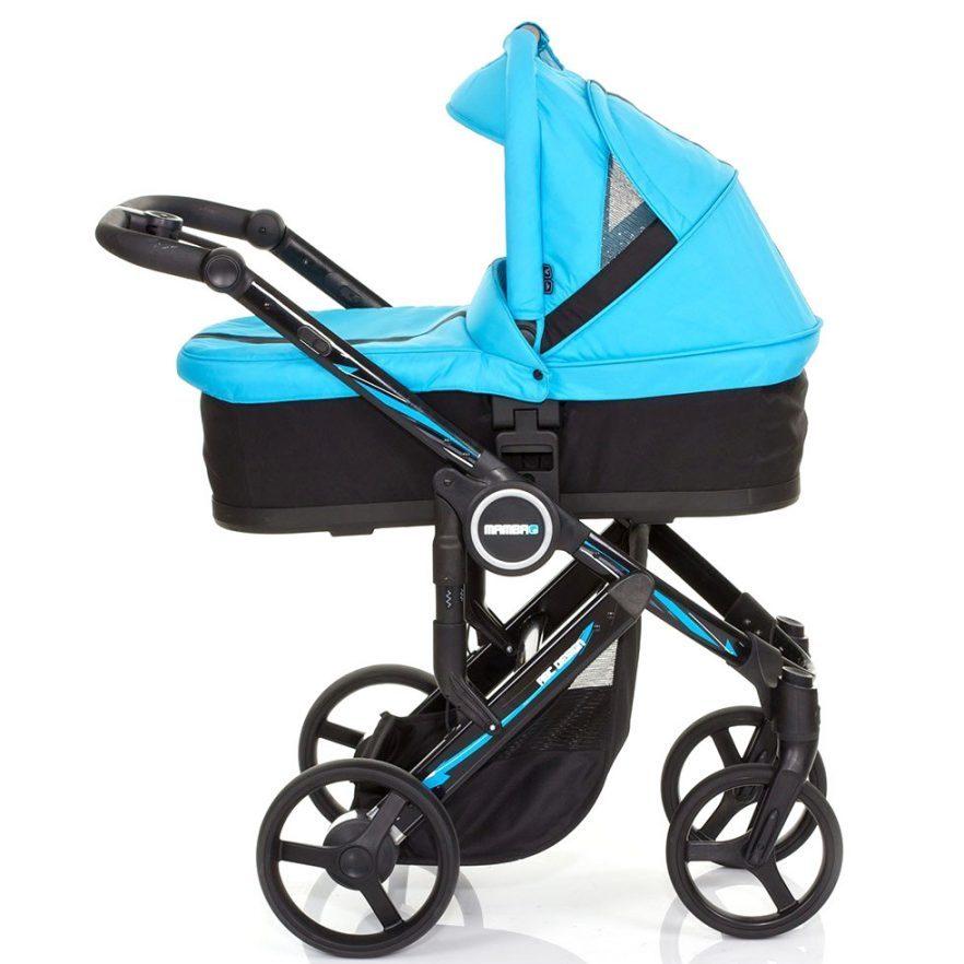 Детска количка MAMBA PLUS Rio