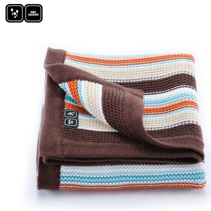 Одеяло за количка ABC Design Brownie
