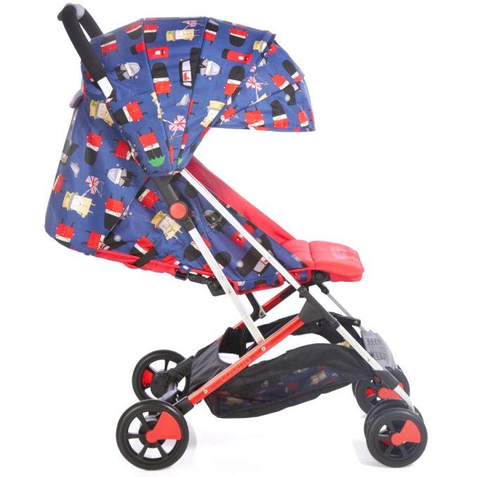 Детска количка Cosatto Woosh 2 Britpop BB