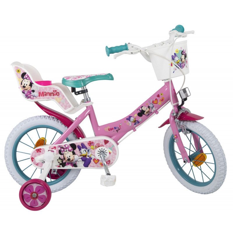 Toimsa Детски велосипед 14″ MINNIE 613