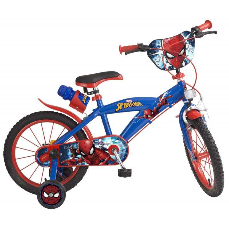 Toimsa Детски велосипед 16″ SPIDERMAN 876