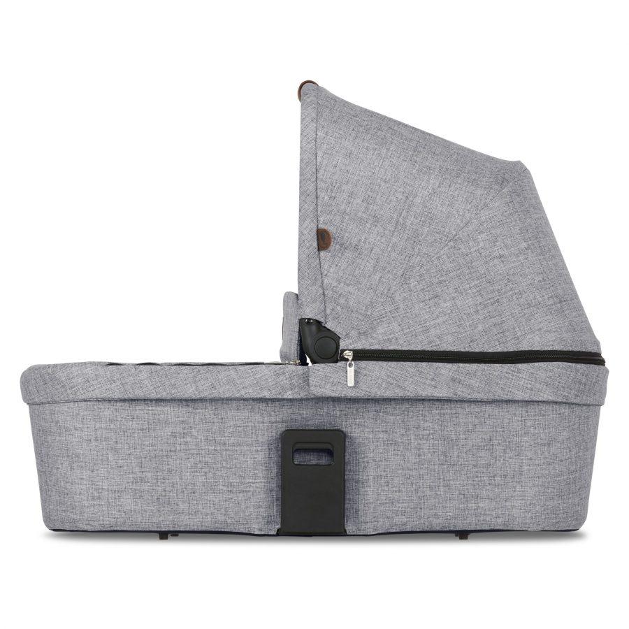 Кoш за количка за близнаци ABC Design ZOOM Graphite Grey