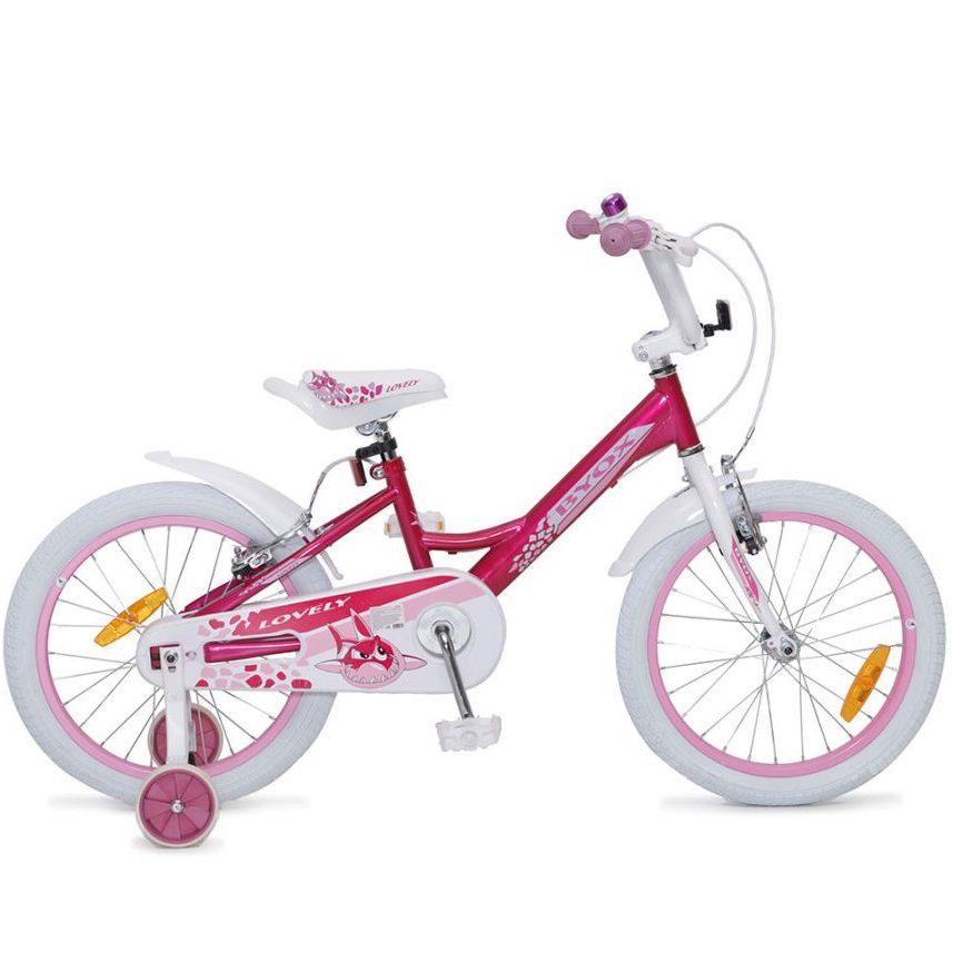 Детски велосипед 18″ Lovely розов
