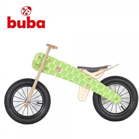 Колело за балансиране Buba Explorer mini GreenBears, Зелено