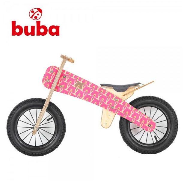 Колело за балансиране Buba Explorer mini PinkBears, Розово
