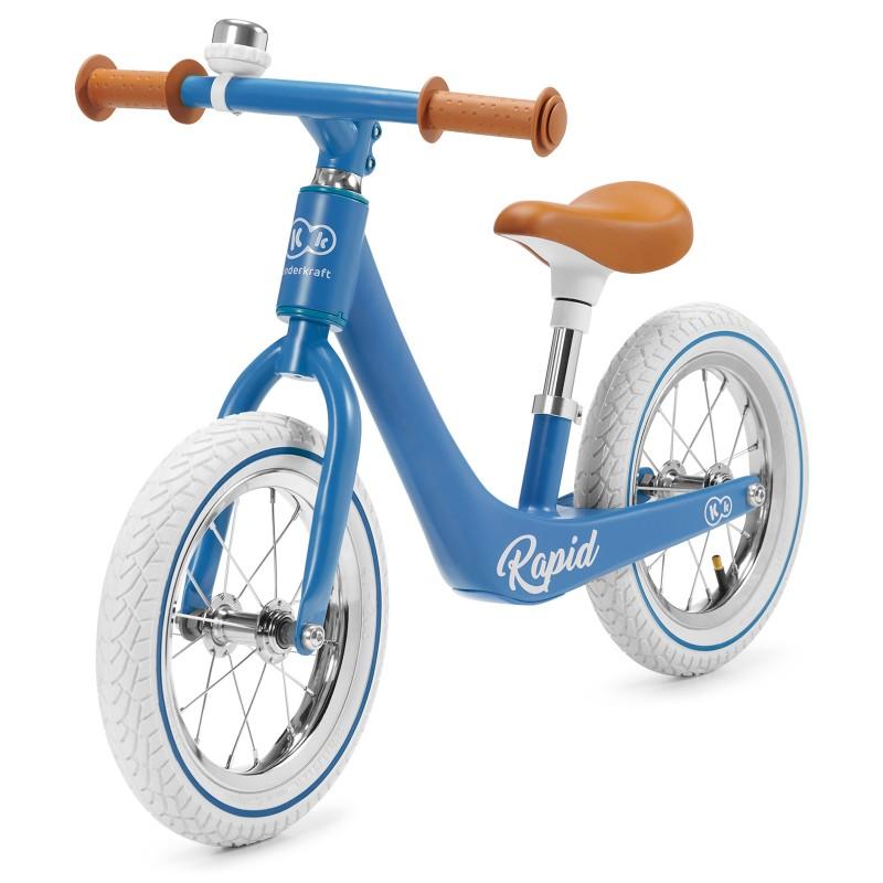 Колело за балансиране KinderKraft Rapid, Синьо