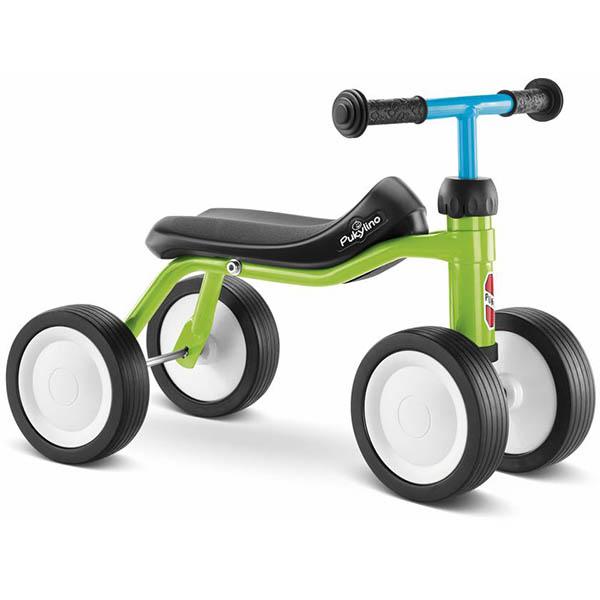 Велосипед с 4 колела PUKYlino – киви