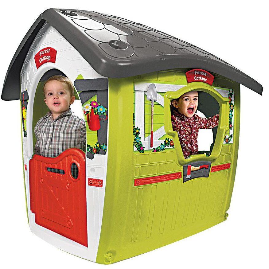 Детска горска къща Injusa