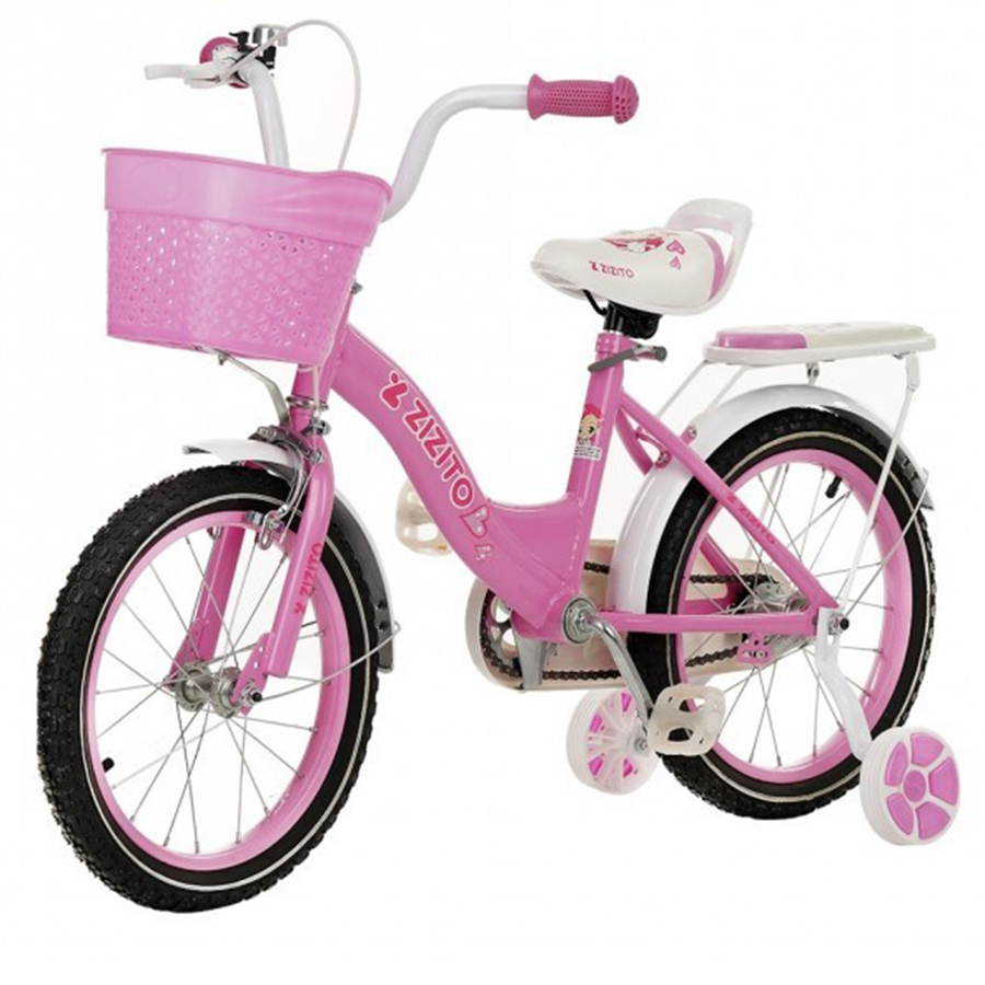Zizito Детски велосипед Anabel16″ , розов