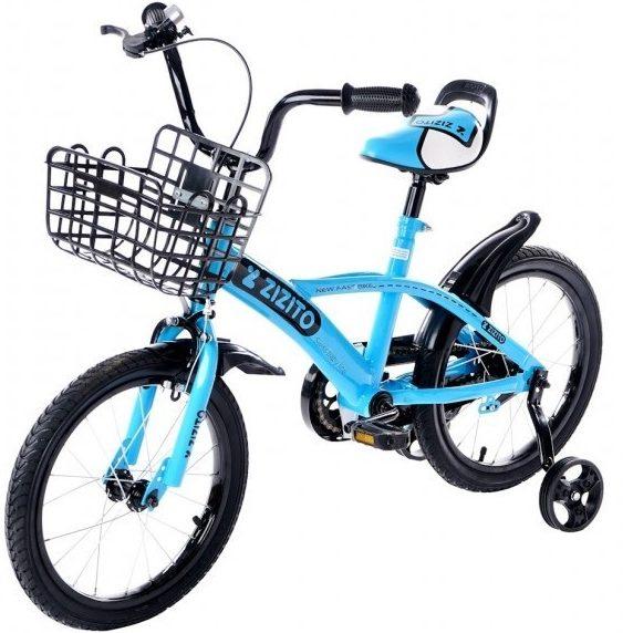 Zizito Детски велосипед Jack 16, син