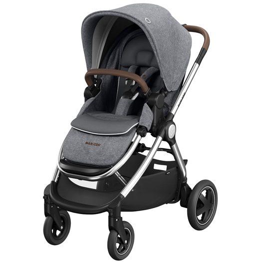 Maxi-Cosi Комбинирана количка Adorra 2 – Luxe Grey Twillic Limited