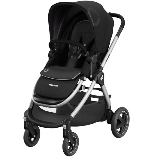 Maxi-Cosi Комбинирана количка Adorra 2 – Essential Black