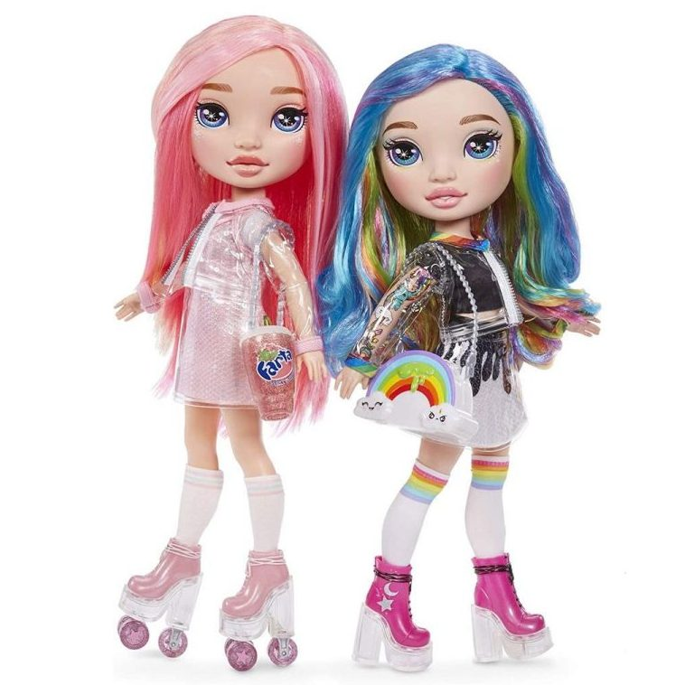 Пупси кукла – Rainbow Surprise