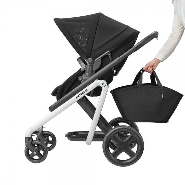 Maxi-Cosi Комбинирана количка Lila – Nomad Black