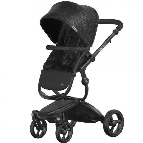 Mima Комбинирана количка Xari Sport – Ebony