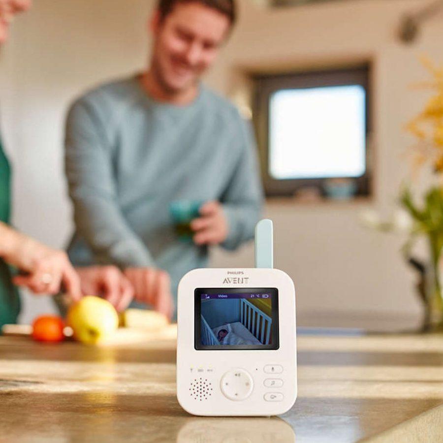 Philips AVENT Дигитален видеофон SCD831/52