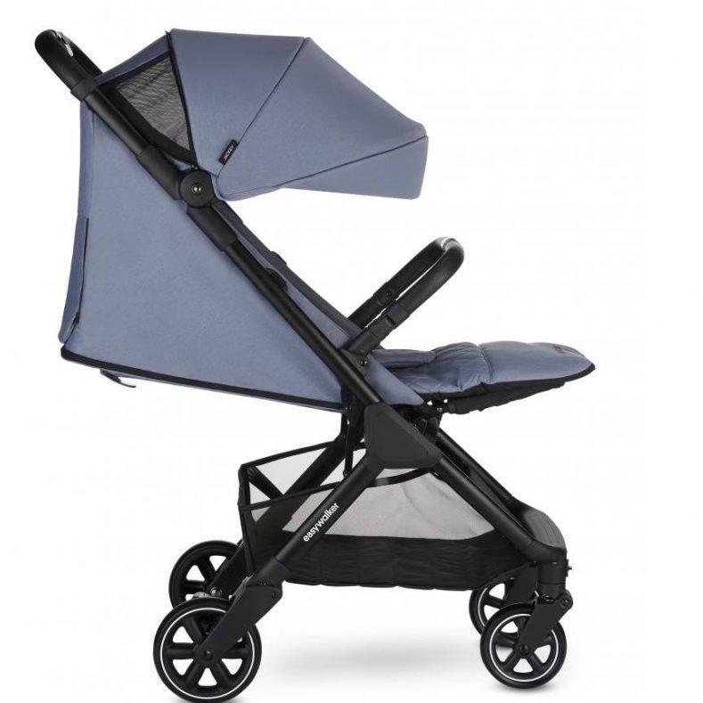 Детска количка Easywalker Jackey, Steel Grey