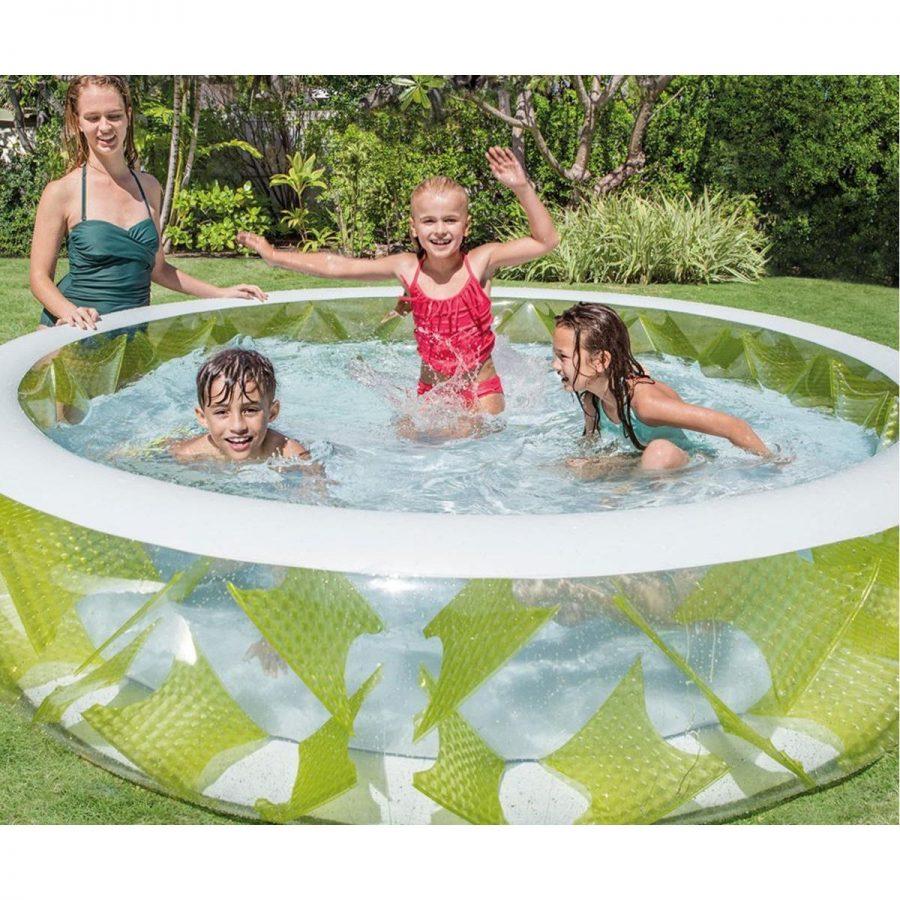 Детски надуваем басейн INTEX Pinwheel
