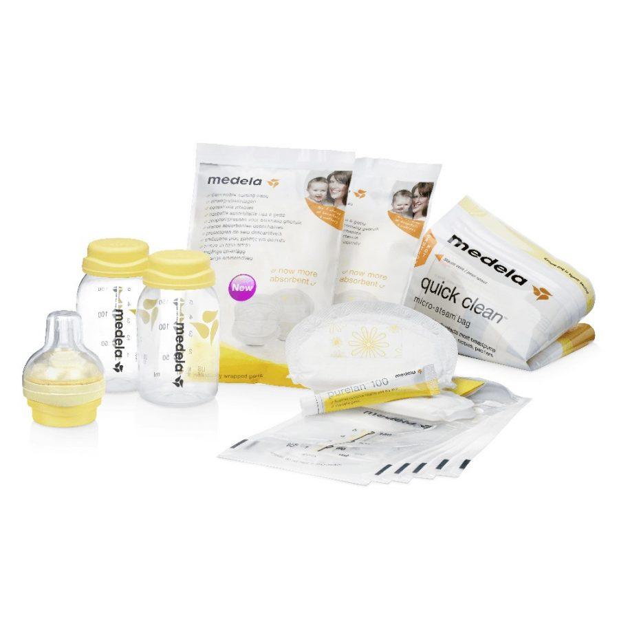 Стартов комплект за успешно кърмене Medela 0080380