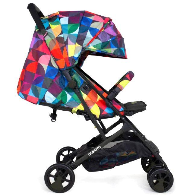 Детска количка Cosatto Woosh 2 Kaleidoscope BB