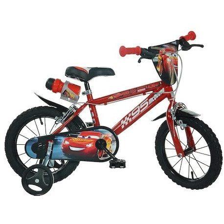 Детски велосипед Cars 16″ Dino bikes
