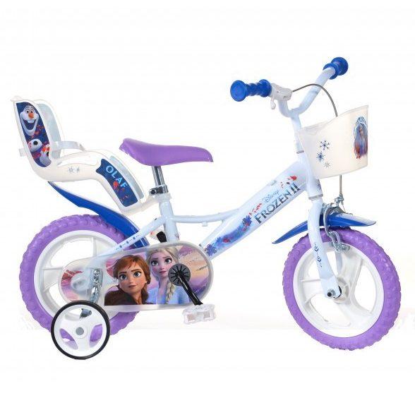 Детски велосипед Frozen 12″ Dino Bikes