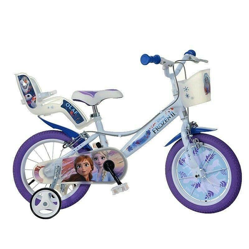 Детски велосипед Frozen 14″ Dino Bikes