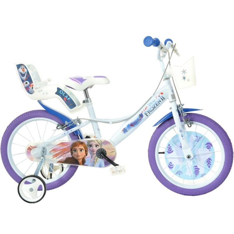Детски велосипед Frozen 16″ Dino Bikes