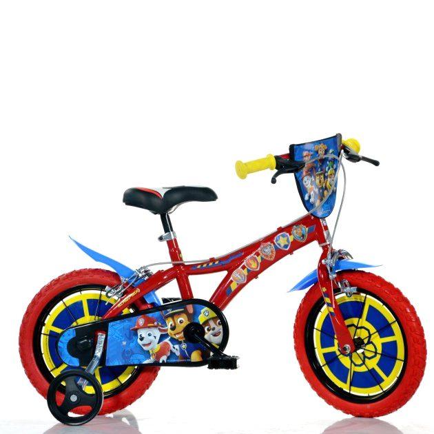 Детски велосипед Paw Patrol 14″ Dino Bikes