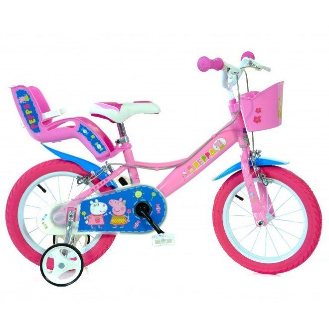 Детски велосипед Peppa Pig 14″ Dino Bikes