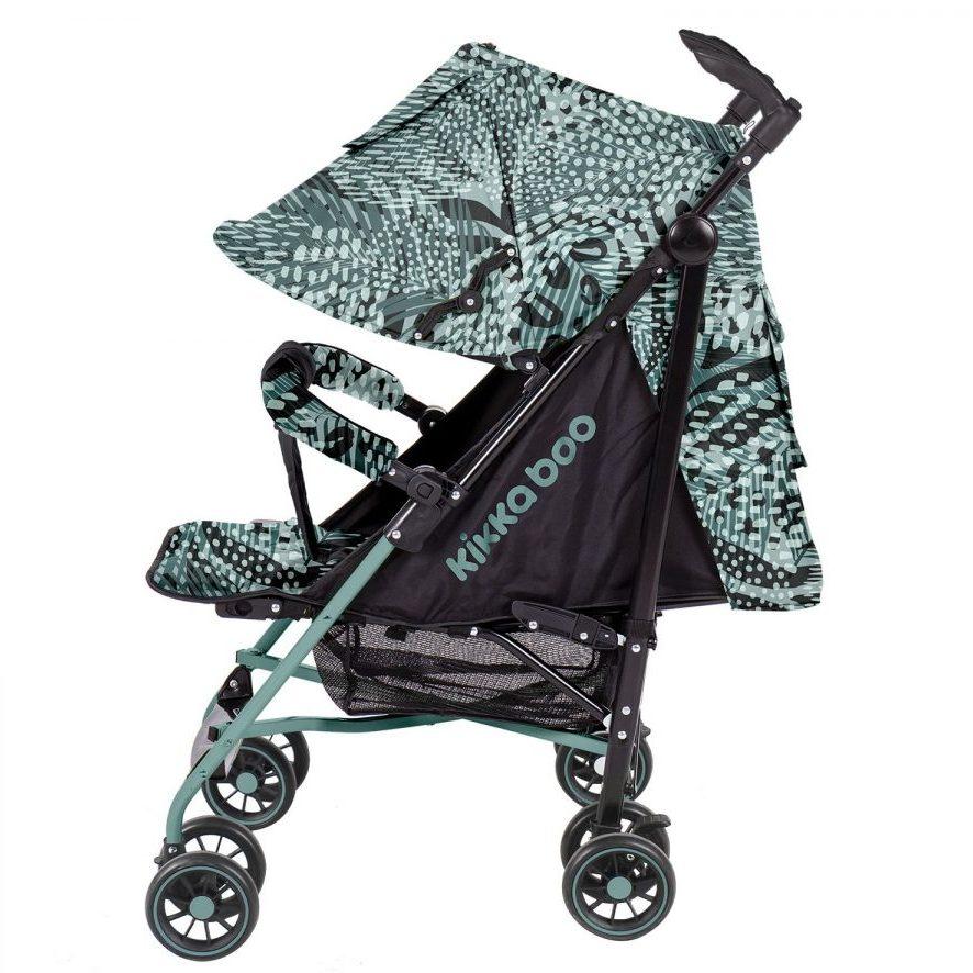Бебешка лятна количка Kikka Boo Guarana Mint 2020
