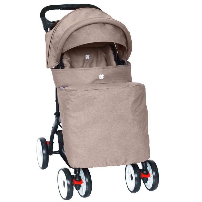 Бебешка лятна количка Kikka Boo Airy Beige