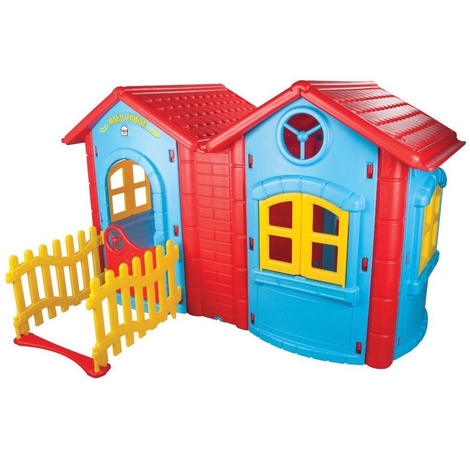 Къща двойна 06195