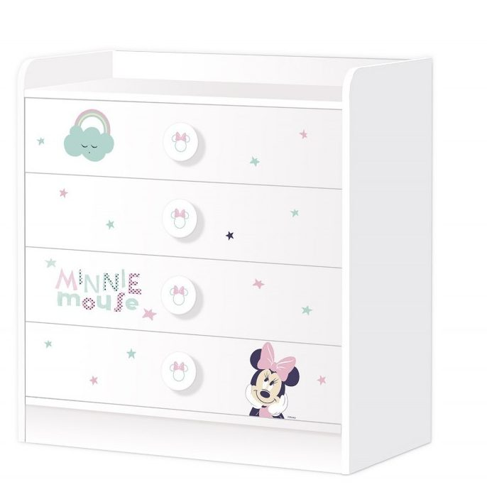 Скрин Бял – Minnie Mouse