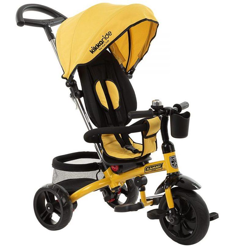 Триколка Kikka Boo Xammy Yellow 2020