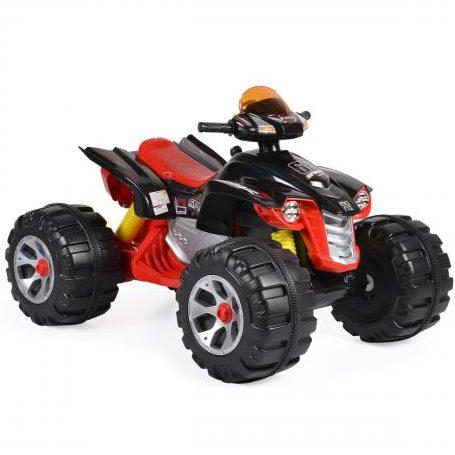 Детско акумулаторно бъги JS318 Червено