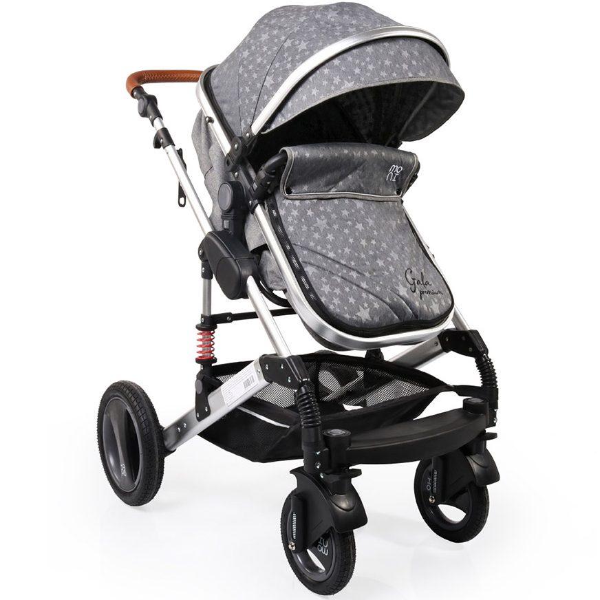 Комбинирана детска количка Gala Premium Stars