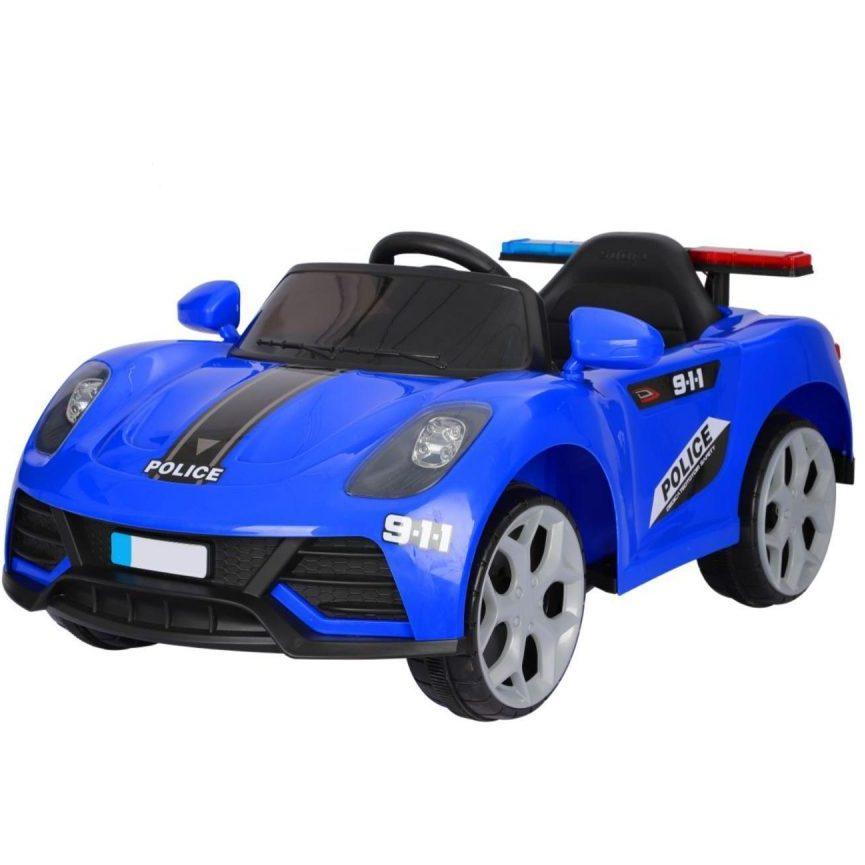 Kikka boo Детска акумулаторна кола Security Blue
