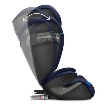 Cybex Стол за кола 9-36кг. Solution S I-Fix Classic Beige