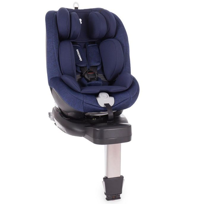Kikka Boo Стол за кола (0-18 кг) Odyssey I-size ISOFIX Blue