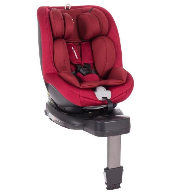 Kikka Boo Стол за кола (0-18 кг) Odyssey I-size ISOFIX Red
