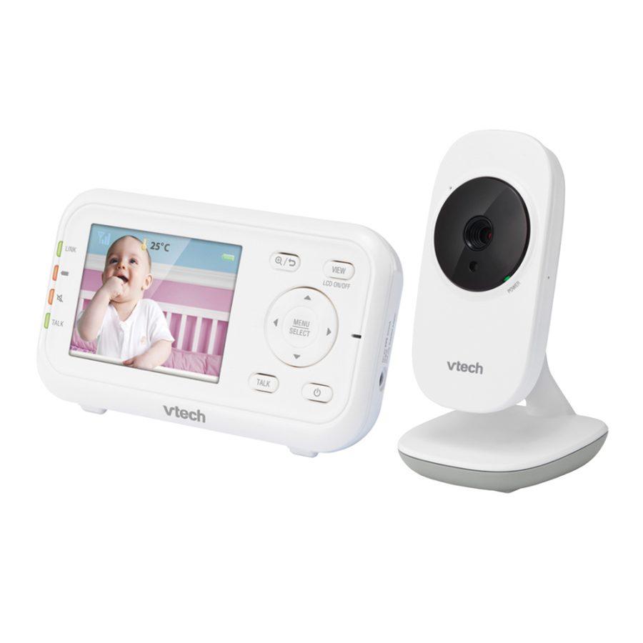 Видео бебефон SAFE&SOUND – VM3255
