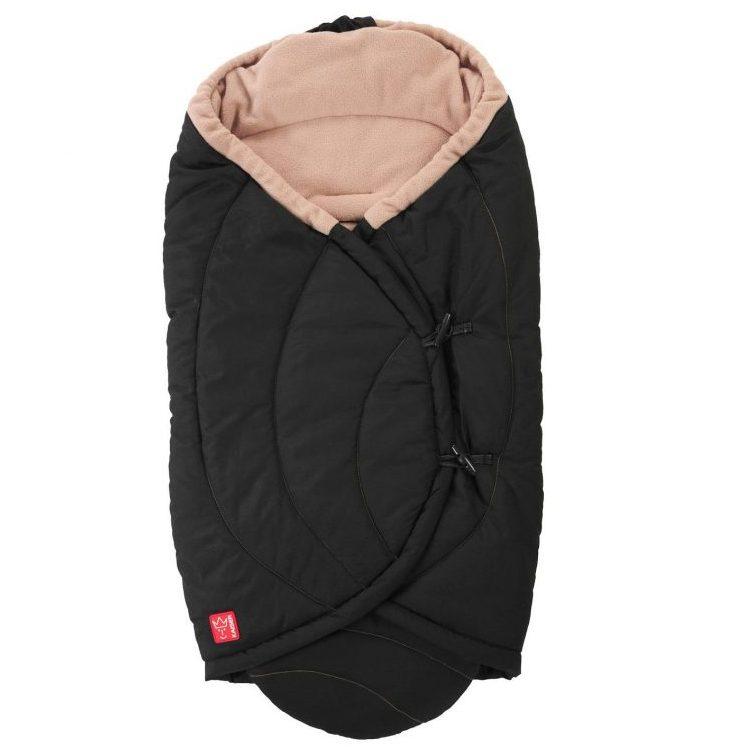 Одеялце Kaiser Coo Coon Black